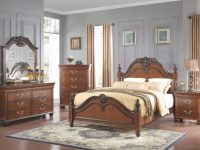 Jacquelyn Queen Bed in Queen Bedroom Furniture Set