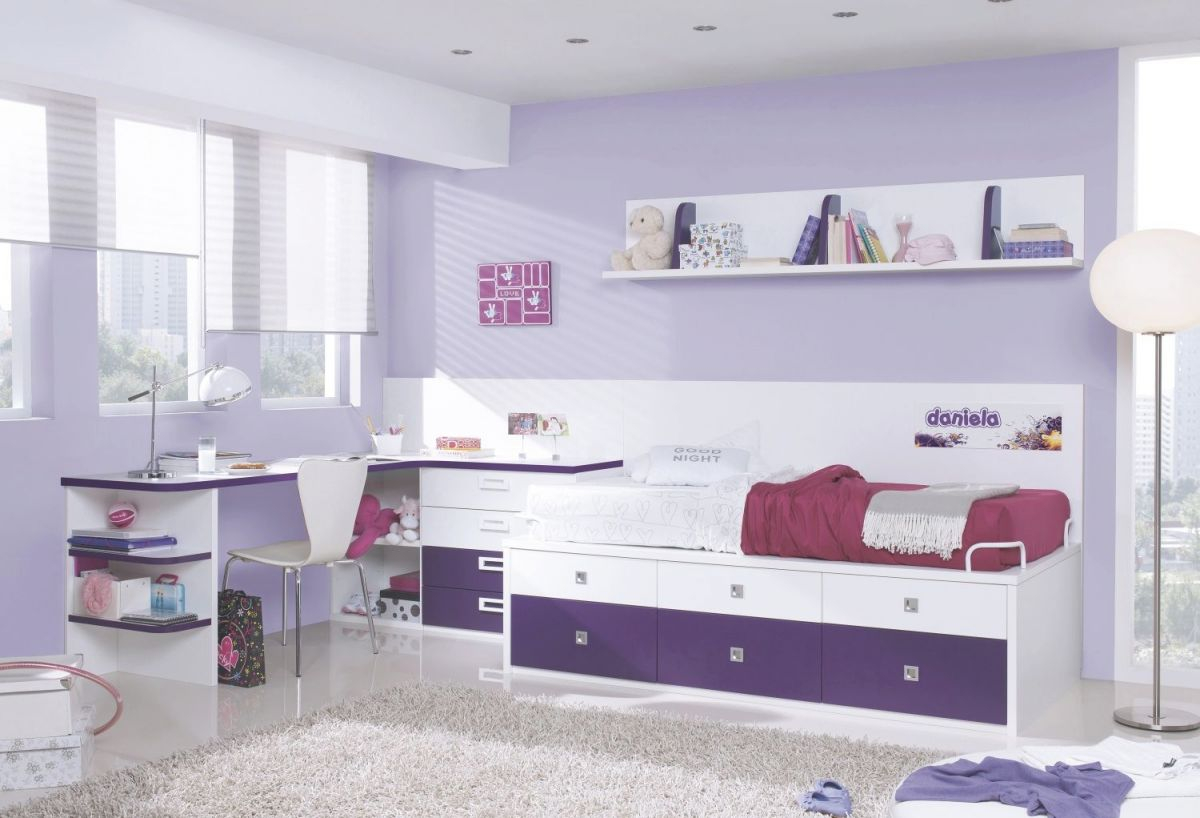 Kids Desks For Bedrooms | Kids Bedroom Set With 6 Drawer for Best of Bedroom Set With Desk
