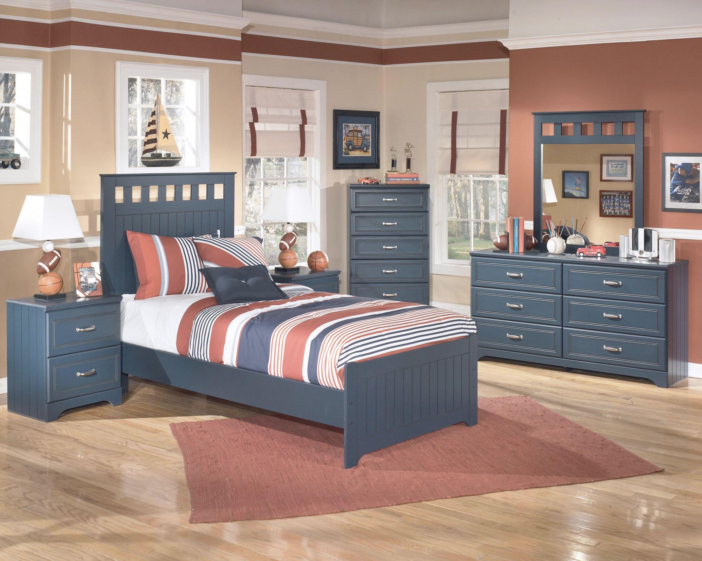 Leo Twin Bedroom Groupsignature Designashley At Household Furniture with Twin Bedroom Furniture Set