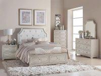 Light Bedroom Set Led Grey Oak Furniture Brown Panel Blue in Fresh Bedroom Set With Vanity
