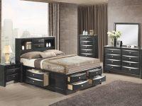 Linda Black Bedroom Setglobal Furniture for Black Bedroom Furniture Set