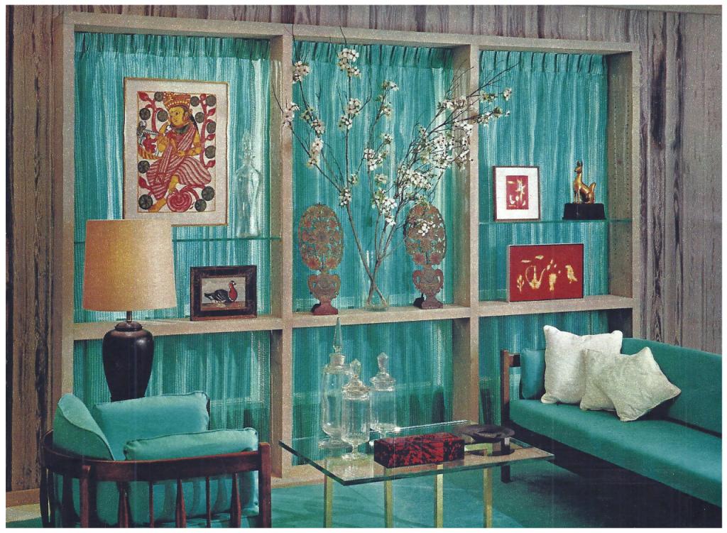 Living Room Decor, 1966. | Retro Home Decor | Home Decor with regard to Fresh Retro Living Room Decor