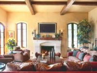 Living Room Decor Ideas Tuscan Style Dining Room Table for Tuscan Decorating Ideas For Living Room