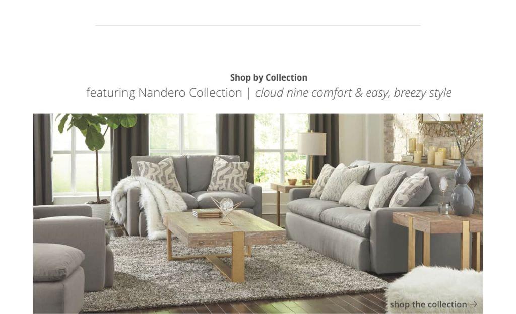 Living Room Furniture | Ashley Furniture Home in Luxury Cheap Modern Living Room Furniture