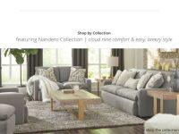 Living Room Furniture | Ashley Furniture Home pertaining to Elegant Living Room Furnitures