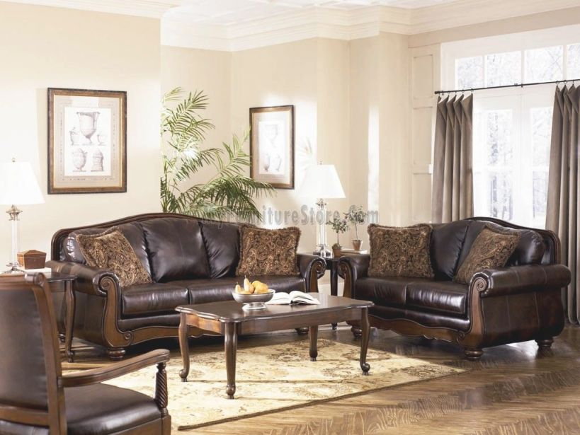 Living Room Furniture Collections Barcelona Antique Living intended for Living Room Furniture Sets For Sale
