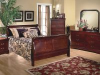 Louis 5-Piece Queen Bedroom Set with regard to Beautiful Bedroom Sets Furniture