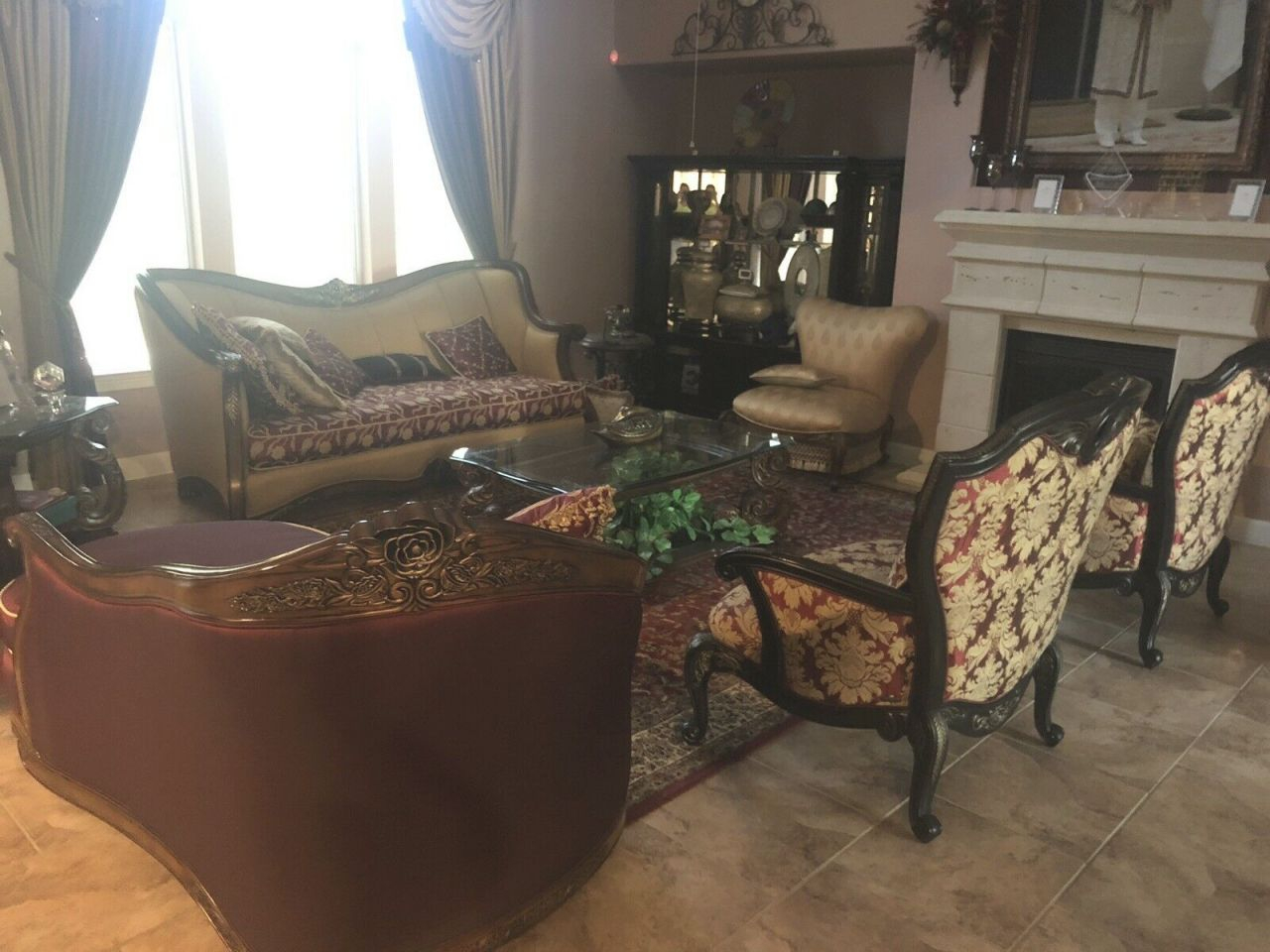 Luxury Living Room Furnituremichael Amini-Aico Amini Luxury Living Room Set regarding Michael Amini Living Room Furniture