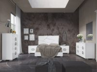 Made In Italy Wood Luxury Contemporary Furniture Set within New Modern Bedroom Furniture Sets