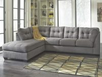 Maier – Charcoal 2-Piece Sectional With Left Chaisebenchcraft At John V Schultz Furniture throughout 2 Piece Sectional With Chaise