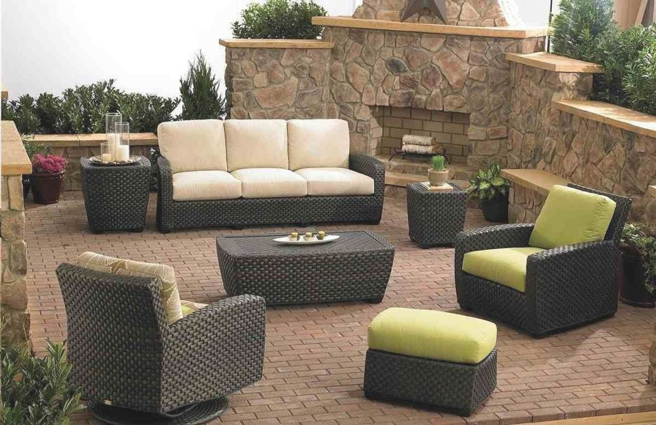 Mark Your Perfect First Impression With Outdoor Living pertaining to Outdoor Living Room Furniture