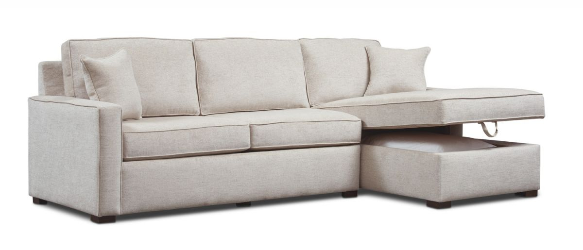 Mayson 2-Piece Sectional With Chaise inside 2 Piece Sectional With Chaise