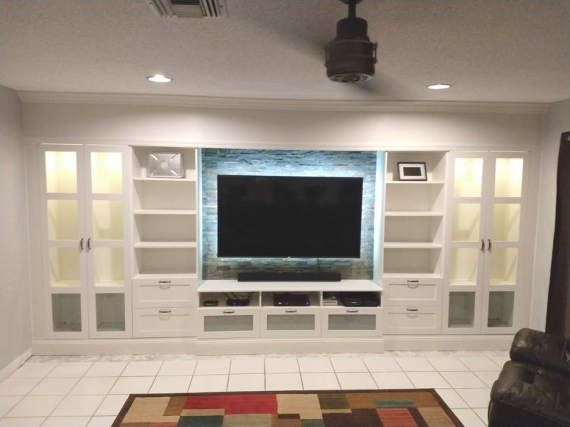 Media Storage Archives - Ikea Hackers pertaining to Best of Ikea Wall Cabinets Living Room