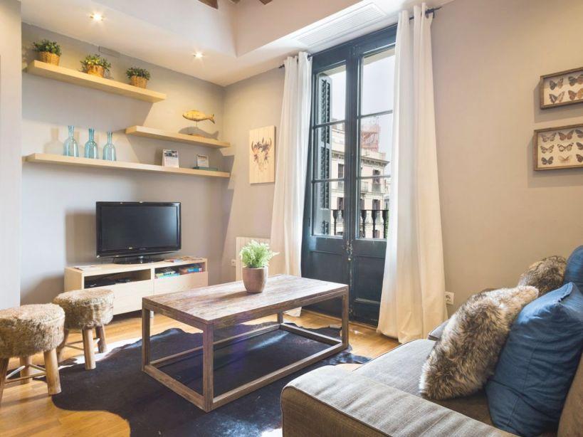 Midtown Guinovart – Three Bedroom Apartment, Sleeps 6 – Eixample throughout Three Bedroom Apartment
