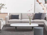 Modern And Contemporary Sofas – Modern Living Room Furniture with Designer Living Room Furniture