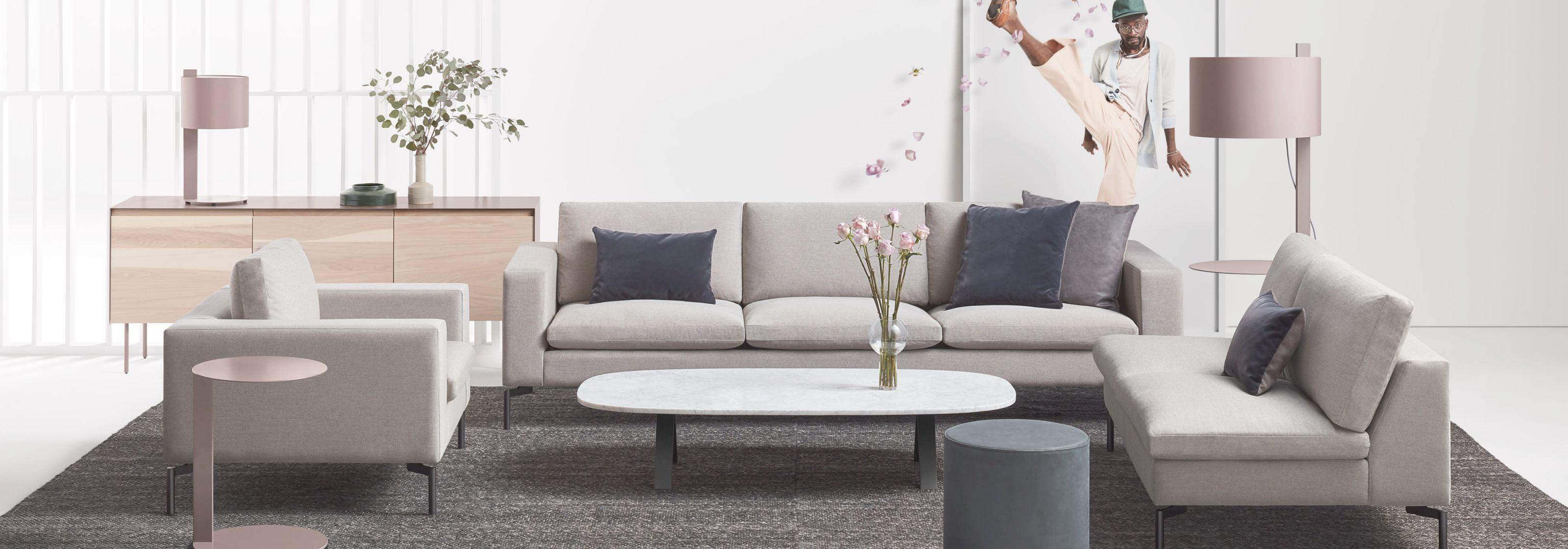 Modern And Contemporary Sofas - Modern Living Room Furniture with Designer Living Room Furniture