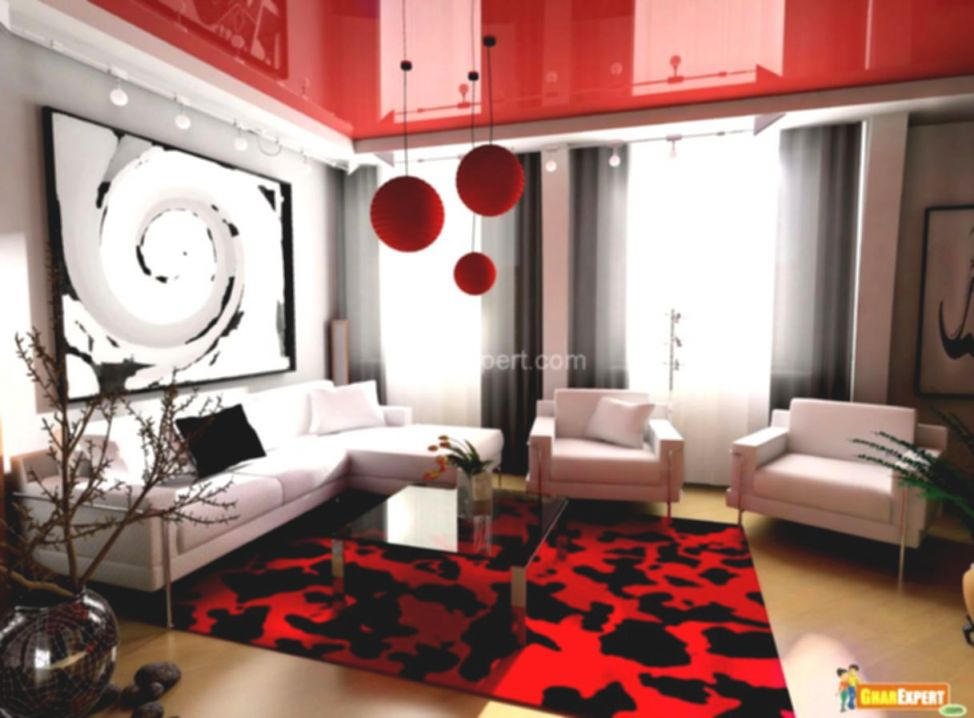 Modern Apartment Living Room Design With Neat Inspiration ...