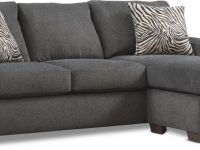 Nala 2-Piece Sectional With Chaise for Elegant 2 Piece Sectional With Chaise