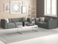 Nash 2 Piece Modular Living Room Sofa Set throughout Luxury Modular Living Room Furniture
