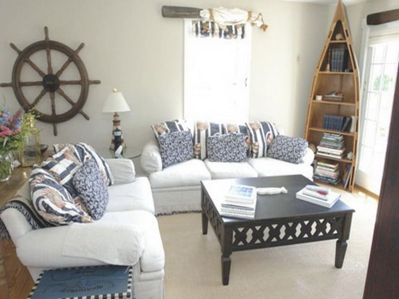 Nautical Living Room Accessories Home Nautical Decor Within Pertaining To Nautical Living Room Furniture Awesome Decors