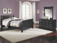 Neo Classic Black 5 Pc. Queen Bedroom | Value City Furniture throughout Value City Furniture Bedroom Set
