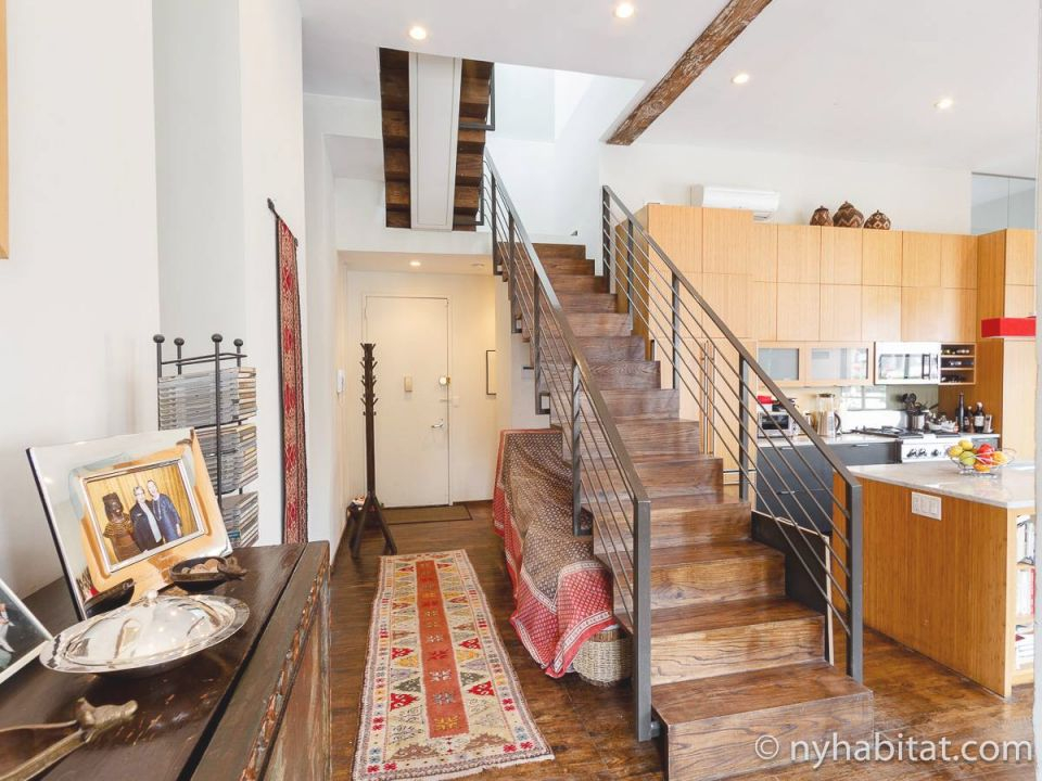 New York Apartment: 1 Bedroom Loft Apartment Rental In Noho with regard to Best of One Bedroom Apartments Nyc