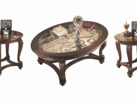 Norcastle 3 Piece Table Set within 3 Piece Coffee Table Set