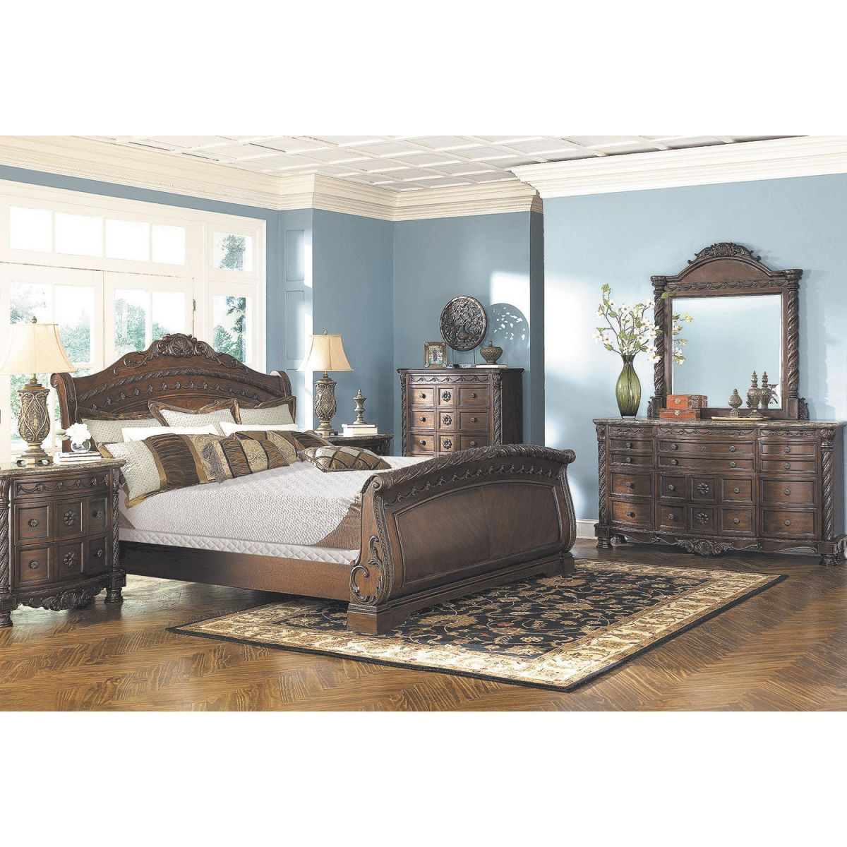 lovely ashley furniture north shore bedroom set  awesome