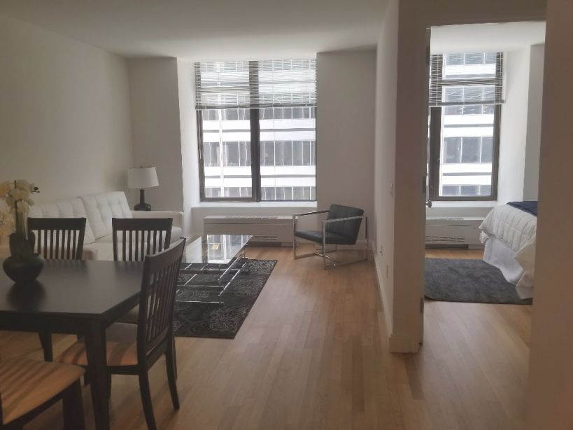 Nyc Apartments: Financial District 1 Bedroom Apartment For Rent with regard to Best of One Bedroom Apartments Nyc