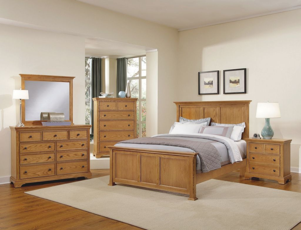 Oak Bedroom Sets King Cheap Wood Bedroom Furniture Bedroom intended for Oak Bedroom Furniture Sets