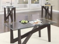 Occasional Table Sets (3 Piece Table Sets)Coaster – Sam intended for Luxury 3 Piece Coffee Table Set