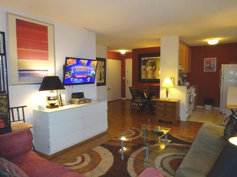 One Bedroom Apartment – Two Columbus Place, New York, Ny throughout One Bedroom Apartments Nyc