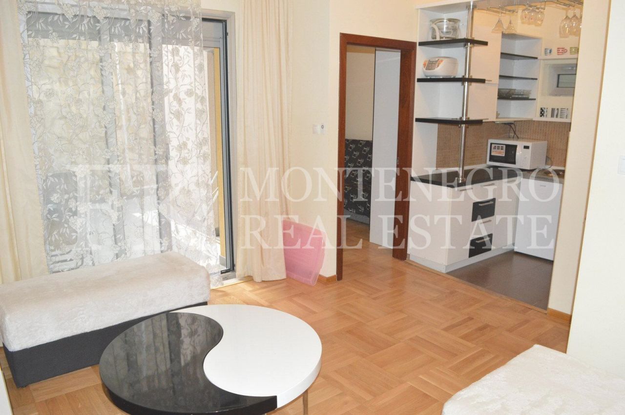 One-Bedroom, Furnished Apartment, 46 M2, With A Large throughout Luxury One Bedroom Furnished Apartment