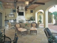 Outdoor Living Spaces: Ideas For Outdoor Rooms | Hgtv with regard to Outdoor Living Room Furniture