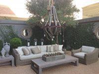 Outdoor Livingrestoration Hardware | Summer pertaining to Unique Outdoor Living Room Furniture