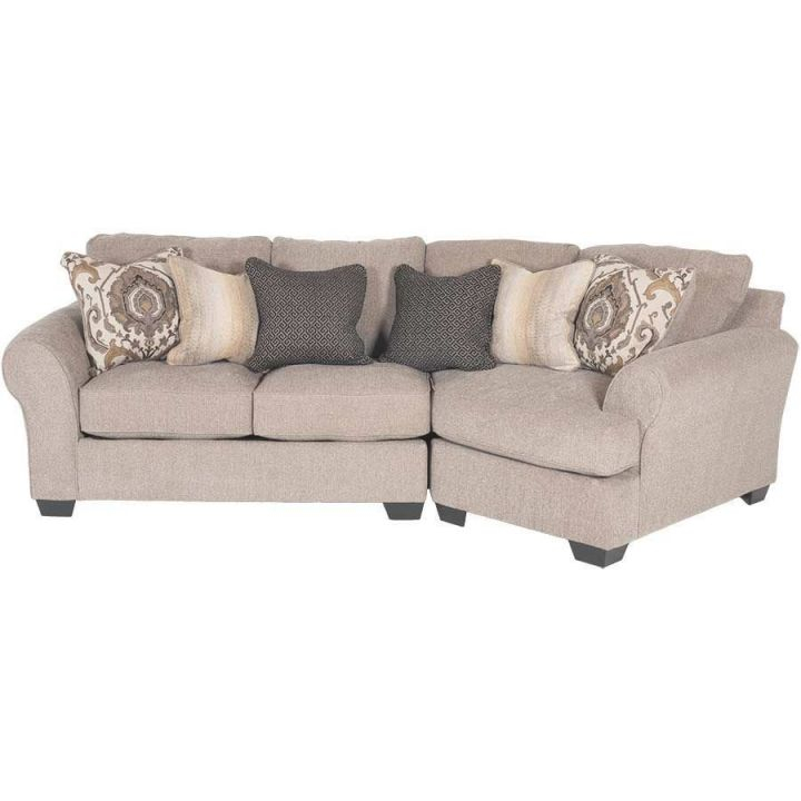 Pantomine 2 Piece Sectional With Raf Cuddler with 2 Piece Sectional With Cuddler