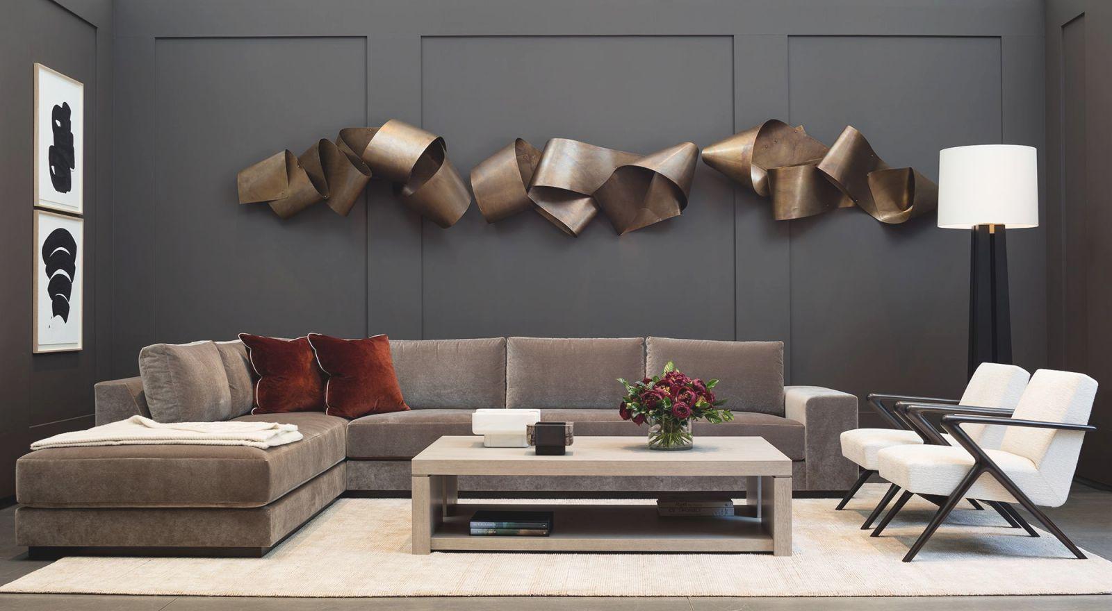 Pin On 墙饰 regarding Modern Wall Decor For Living Room