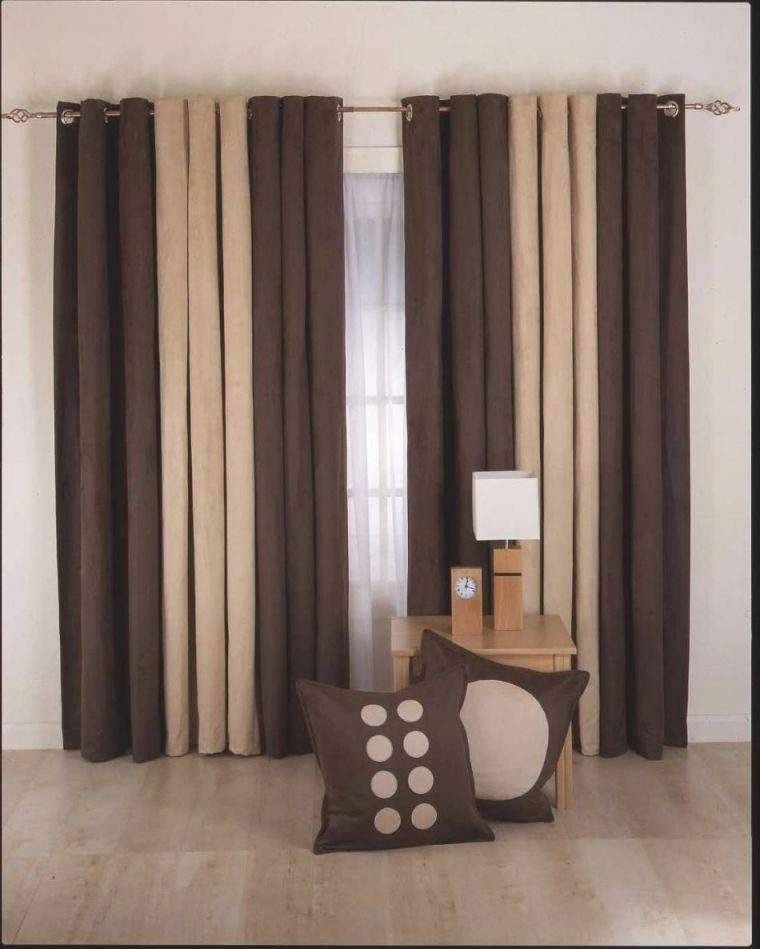 Pin On Home Decor with Best of Curtains For Living Room With Brown Furniture