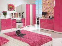 Pink Bedroom #bedroom #pink #interior #design | Redo My Room for Elegant Pink Bedroom Furniture Sets