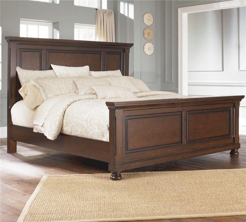 Porter King Panel Bedashley Furniture At Gill Brothers Furniture regarding Awesome Ashley Furniture King Size Bedroom Sets