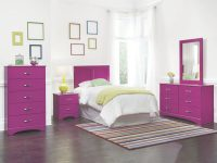 Raspberry Pink Bedroom Set | Bedrooms | American Freight intended for Pink Bedroom Furniture Sets