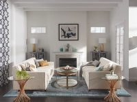 Room-By-Room Guide To Transitional Style Home Decor regarding Transitional Living Room Furniture