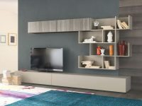 Rosario Leather Modular Living Room Furniture Collection in Modular Living Room Furniture
