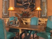 Rustic Elegant Furniture | Southwestern Home Décor within Best of Tuscan Decorating Ideas For Living Room