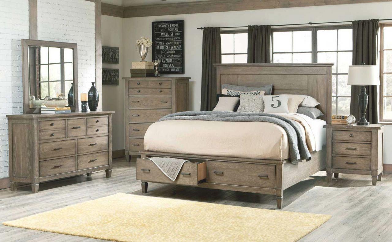 Rustic Platform Bed | Rustic Furniture Conroe Tx | Rustic in Unique Rustic Bedroom Furniture Sets
