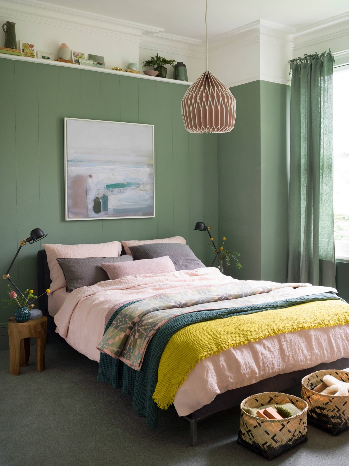 Sage-green-bedroom