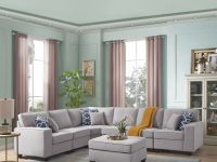Samual Reversible Modular Sectional With Ottoman with regard to Luxury Modular Living Room Furniture