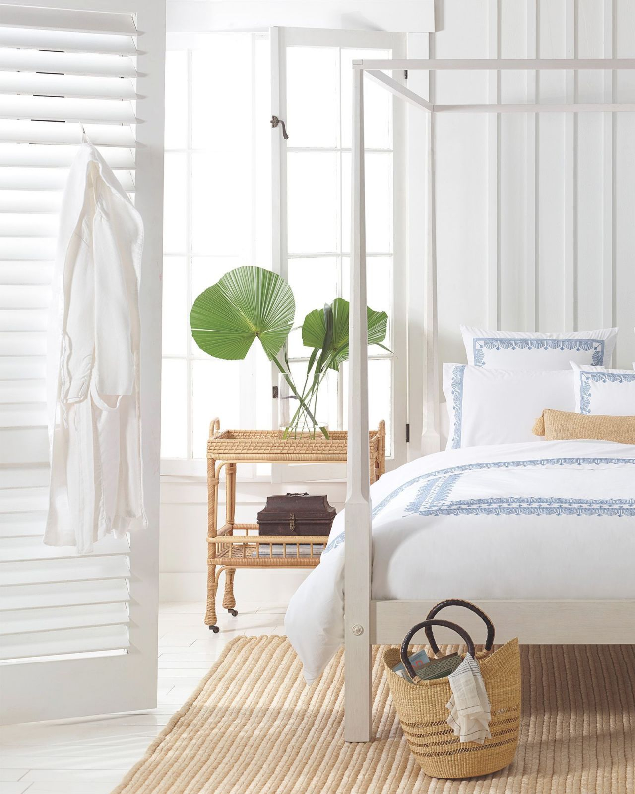 Serena & Lily South Seas Side Cart | Dorm Room In 2019 with regard to Lovely Coastal Bedroom Furniture Sets