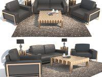 Set Of Furniture Aico Michael Amini throughout Lovely Michael Amini Living Room Furniture