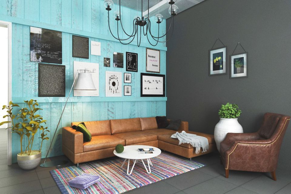 Setting Up A Vintage Design — 5 Exciting Ideas For Your in Fresh Retro Living Room Decor